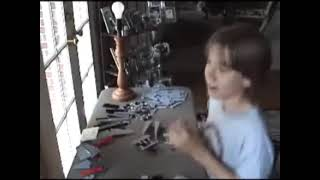The Creation of the Lego Death Star