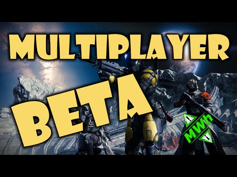 Destiny Beta - Multiplayer | OTHER INFO