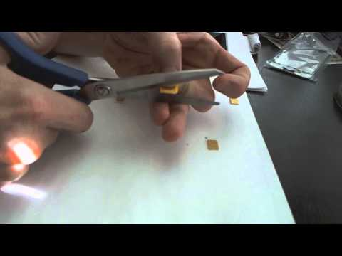 How To Cut Down Your Iphone Micro Sim Card To Nano Sim Card