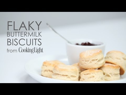 How to Make Flaky Buttermilk Biscuits | MyRecipes