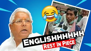 RIP English | Funny English Fails | Not Copy Of Triggered Insaan 😂 | Est Entertainment