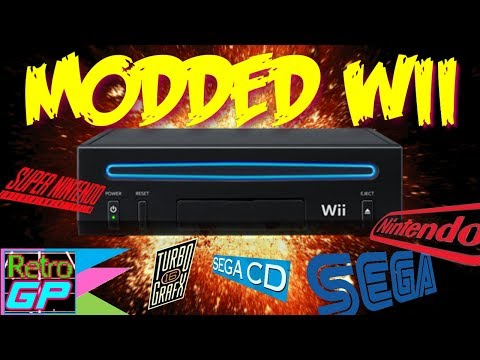 Is a Modded Wii still useful in 2018?? A Tour of my Modded Wii - Retro GP