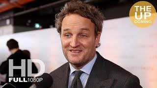 Download Jason Clarke on The Aftermath and preparing for the role at premiere Video