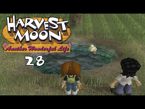 Let's Play Harvest Moon: Another Wonderful Life 28: Quack
