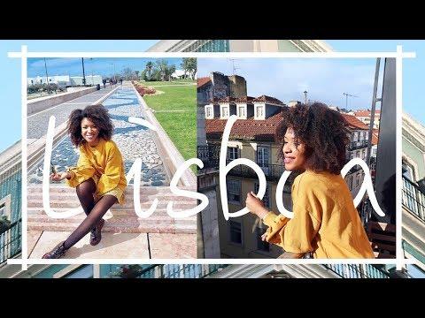 BEAUTIFUL LISBOA • Lisbonne Vlog 1/2 ~ Ursula