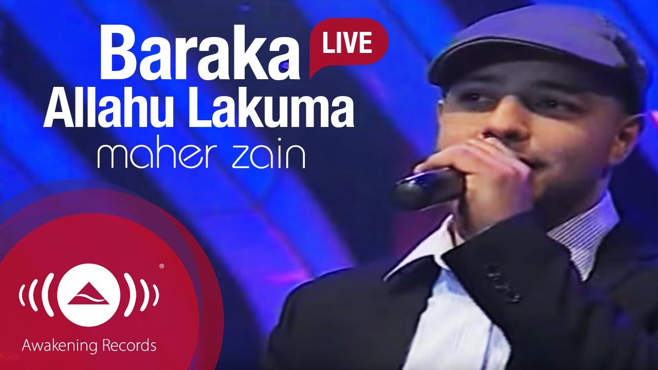 Maher Zain - Baraka Allahu Lakuma | Simfoni Cinta (Live)