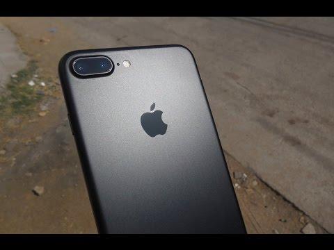 Apple iPhone 7 Plus Video Recording Sample