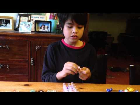 Callum's First Instructional Video: Elsa Loom Band