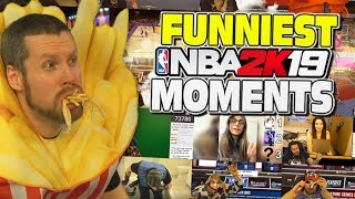 Troydan's Funniest Moments of NBA 2K19