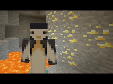 Minecraft Xbox: Gold Mine [133]