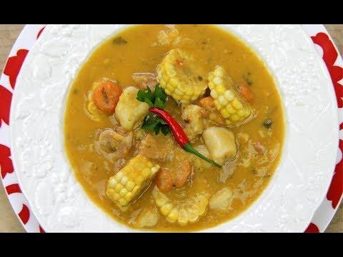 The Ultimate Corn Soup Recipe   CaribbeanPot.com