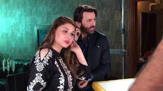 GUMRAH @ HUMTV Faisal Rehman and Hina new scene