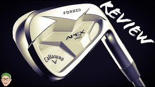 Callaway Apex Pro 19 Irons