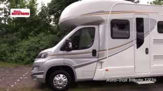 NEW! 2016 Tribute T 736 motorhome by Auto-Trail - Which Motorhome review!