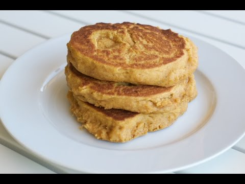 Pumpkin Pie Pancakes- Gluten Free & Dairy Free (Giggle Gourmet)
