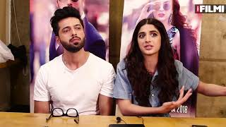 JPNA 2 Promotions: Rapid Fire with Fahad and Mawra