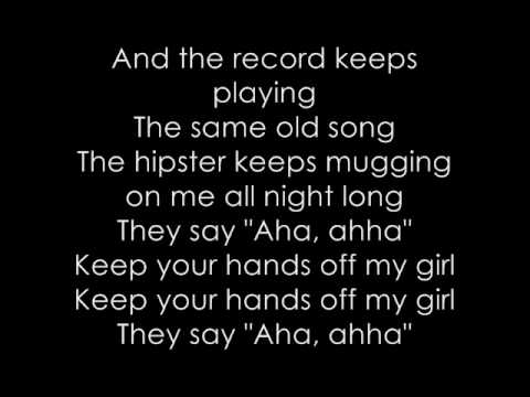 Good Charlotte - Keep Your Hands Off My Girl[with lyrics]