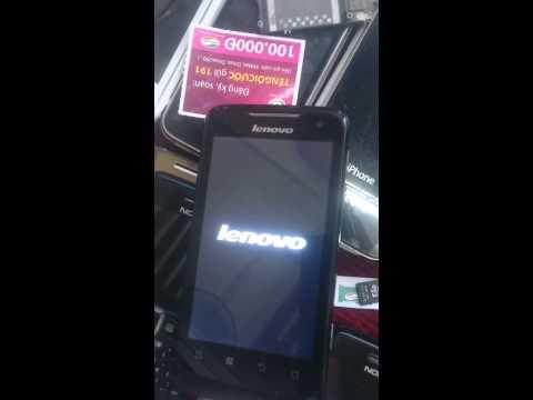 Hard reset Lenovo p700i