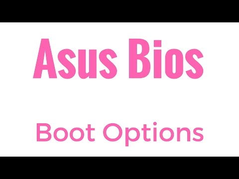 How To Access Asus Laptop Bios Key | Asus Motherboard Bios | Asus Boot Option
