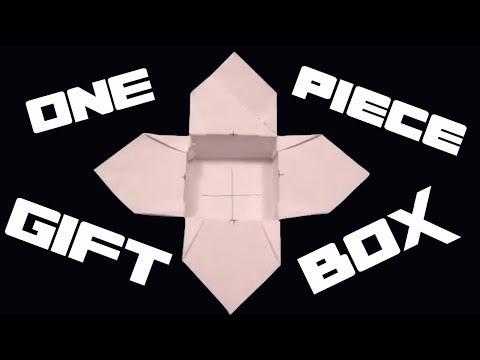 How to Make an Origami Gift Box (Intermediate)