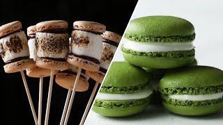 How To Make Macaron Recipes To Become A Macaron Master • Tasty