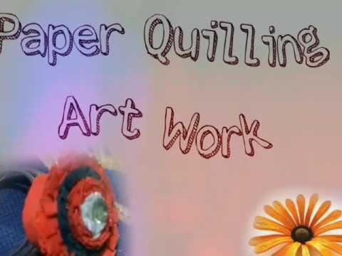 DIY: Paper Quilling Cotu Ganpati.