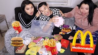 Download Mcdonalds Mukbang With Mayratouchofglam & Karina Garcia ! Video