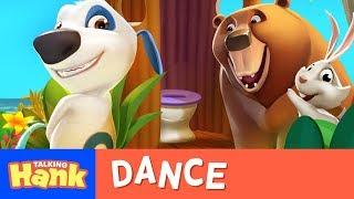Talking Hank - Beach Dance Party (Music Video)