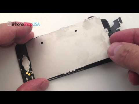 How to Repair an iPhone 5 Screen Fix-It Guide and Teardown Tutorial