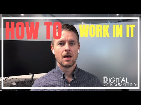 !!HELP!! How to get an IT job and start a career in Technology