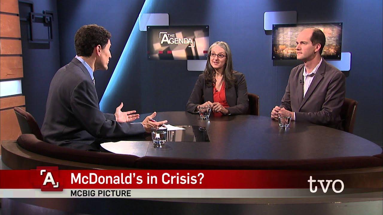 McDonald's in Crisis?