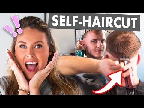 How to Cut Your Own Hair | Men's Self-Haircut Tutorial 2018