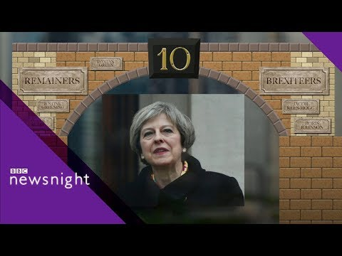 Pathway to a Conservative Brexit compromise? - BBC Newsnight