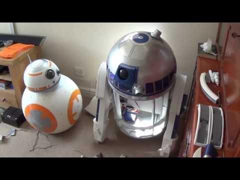 R2-D2 build - Part 4