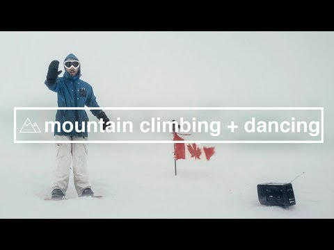 How to Dance on the Side of a Mountain