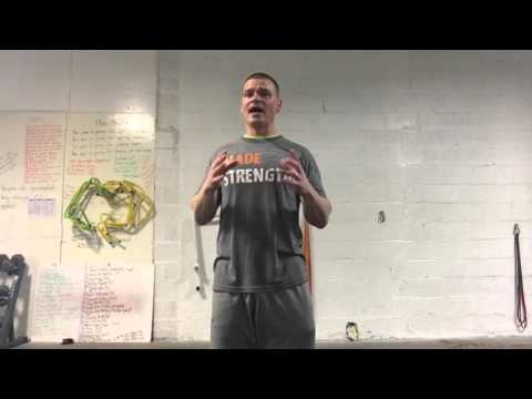 Get Better at Hang Cleans & Other Olympic Lifts (Increase Wrist Mobility)