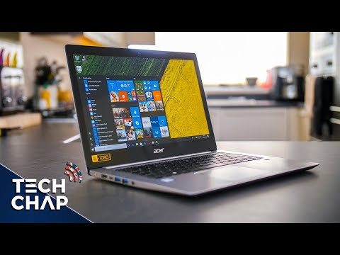 Acer Swift 3 (2018) Review | The Tech Chap