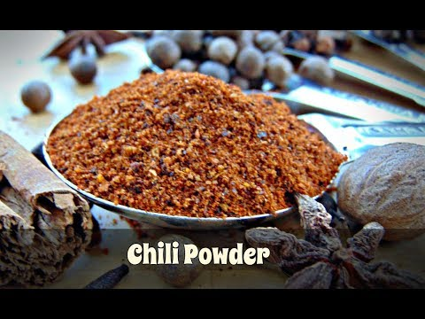 How to Make Chili Powder - A Fiery Mix of Chili Peppers & Spices | Episode 105