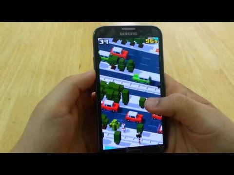 Crossy Road gameplay HD