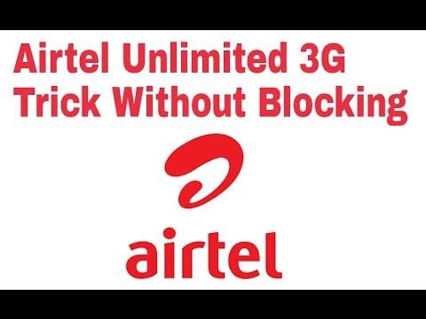 Airtel Free Internet Tricks New Update November 2016