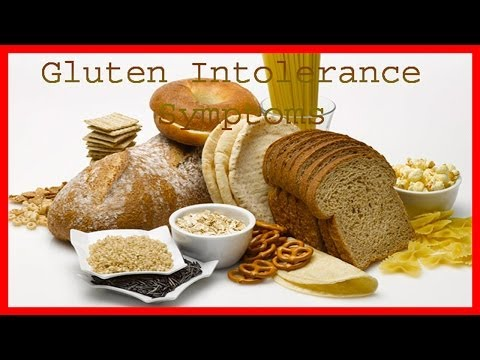 Gluten Intolerance Symptoms - When You Need to Be Gluten-Free