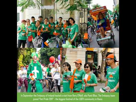 Embassy of Ireland in Vietnam: The Year in Review 2017