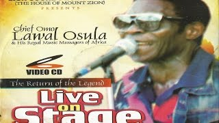 Chief Omo Lawal Osula Live on Stage - Latest Edo Video