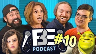 FBE PODCAST | Adults React to Being on YouTube (Ep #10)