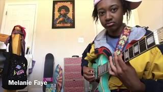 Download Kehlani - Honey (Melanie Faye Guitar Cover) Video