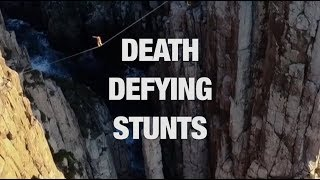 These Death Defying Stunts Will Leave You Shook