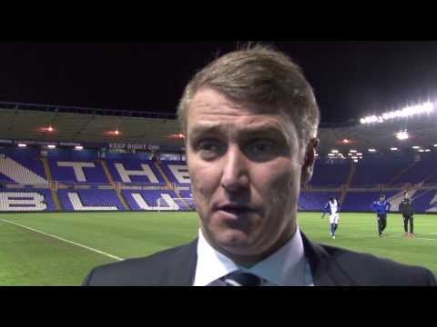 Fair point for Clark | Birmingham City 1-1 Blackpool