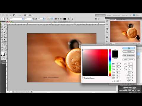 How to Watermark Your Photo for Online CS CS2 CS3 CS4 CS5