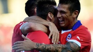Chile 3 - 2 Estados Unidos - Amistoso 2015