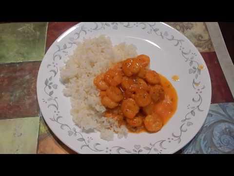 How to make a Shrimp Stew (Puerto Rican Shrimp a la Criolla )